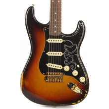 Fender Custom Shop Stevie Ray Vaughan Signature Stratocaster Relic 3-Tone Sunburst
