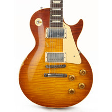 Gibson Custom Shop '59 Les Paul Reissue Heavy Aged Slow Iced Tea Fade Made 2 Measure