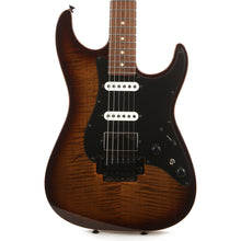 Tom Anderson Drop Top Classic Hollow Brown Sugar Burst with Binding