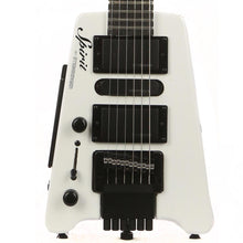 Steinberger Spirit GT Pro Deluxe Outfit Left-Handed White