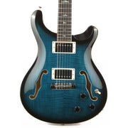 PRS SE Hollowbody II Piezo Peacock Blue