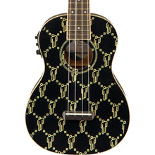 Fender Billie Eilish Ukulele Black Matte