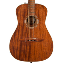 Fender Malibu Special All Mahogany Acoustic-Electric Natural