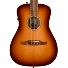 Fender Malibu Classic Acoustic-Electric Aged Cherry Burst