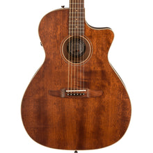 Fender Newporter Special All Mahogany Acoustic-Electric Natural