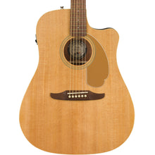 Fender Redondo Player Acoustic-Electric Natural