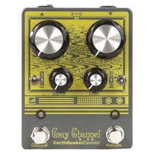 EarthQuaker Devices Gray Channel Overdrive/Distortion Effects Pedal Used