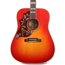 Gibson Hummingbird Acoustic-Electric Left-Handed Heritage Cherry