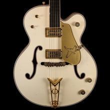 Gretsch Custom Shop '59 White Falcon Relic Masterbuilt Stephen Stern