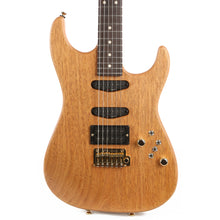 Tom Anderson Pro Am Mahogany Satin Natural with Switcheroo System