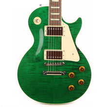 Gibson Custom Shop Modern Les Paul Standard Trans Green 2017