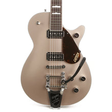 Gretsch G6128T Players Edition Jet DS with Bigsby Sahara Metallic Used