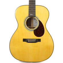 Martin OMJM John Mayer Signature Edition Acoustic-Electric Guitar Natural