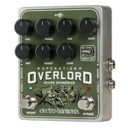 Electro-Harmonix Operation Overlord Stereo Overdrive Pedal