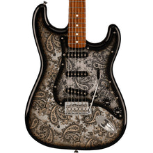 Fender Limited Edition MIJ Black Paisley Stratocaster
