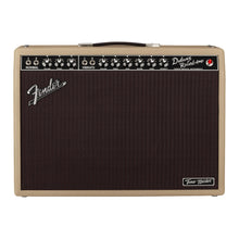 Fender Tone Master Deluxe Reverb Combo Guitar Amplifier Blonde