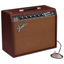 Fender '65 Princeton Reverb Limited Edition British Sable with Celestion G12H65
