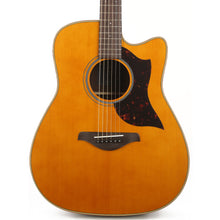 Yamaha A1R Dreadnought Cutaway Acoustic-Electric Vintage Natural Used