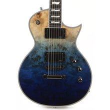 ESP E-II Eclipse Blue Natural Fade
