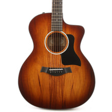Taylor 224ce-K DLX Koa Grand Auditorium Acoustic-Electric Shaded Edgeburst 2018