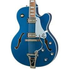 Epiphone Emperor Swingster Hollowbody Delta Blue Metallic