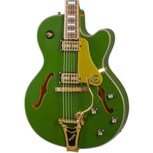 Epiphone Emperor Swingster Hollowbody Forest Green Metallic