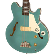 Epiphone Jack Casady Bass Faded Pelham Blue