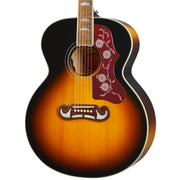 Epiphone Inspired by Gibson J-200 Acoustic-Electric Aged Vintage Sunburst Gloss