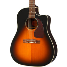 Epiphone Inspired by Gibson J-45 EC Acoustic-Electric Aged Vintage Sunburst Gloss