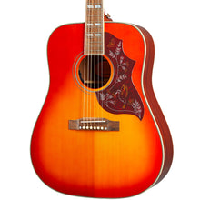 Epiphone Inspired by Gibson Hummingbird Acoustic-Electric Aged Cherry Sunburst Gloss