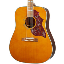Epiphone Inspired by Gibson Hummingbird Acoustic-Electric Aged Natural Antique Gloss