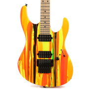 Suhr 80's Shred MKII Neon Drip