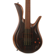 Hilton 4-String Fretless Bass Natural
