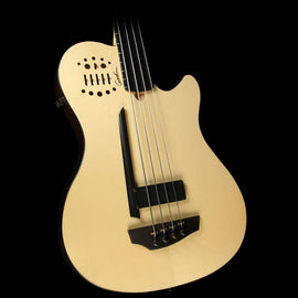 Godin A4 Ultra Fretless Electric Bass Natural