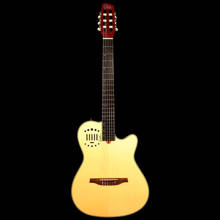 Godin Multiac Nylon Duet Ambience Acoustic-Electric Natural 16102103