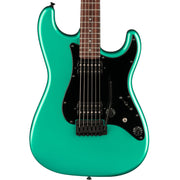 Fender MIJ Boxer Series Stratocaster HH Limited Edition Sherwood Green Metallic