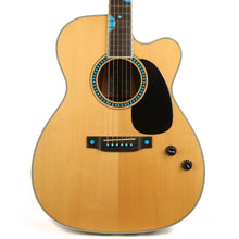 2005 Martin JC Buddy Guy Acoustic-Electric Natural