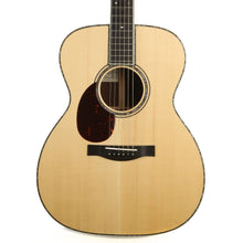 Santa Cruz Guitar Company OM Grand Acoustic Adirondack Spruce and Cocobolo Left-Handed Used