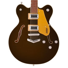 Gretsch G5622 Electromatic Center Block Double-Cut with V-Stoptail Laurel Fingerboard Black Gold