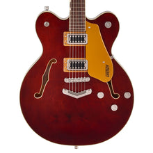 Gretsch G5622 Electromatic Center Block Double-Cut with V-Stoptail Laurel Fingerboard Aged Walnut