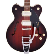 Gretsch G2622T-P90 Streamliner Center Block Double-Cut P90 with Bigsby Laurel Fingerboard Forge Glow