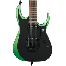Ibanez RGD Axion Label 7-String RGD70ALNB Metallic Green Eclipse Matte