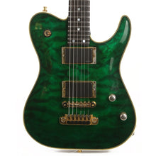 Valley Arts Guitars M Series M III Transparent Green 1992