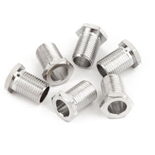 Fender Schaller Locking Tuner Bushings (Chrome)