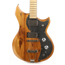 Dunable Cyclops Roasted 150 Year Old Reclaimed Pine and Slugwolf Pickups Natural