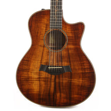 Taylor K66ce Grand Symphony Acoustic-Electric 2012