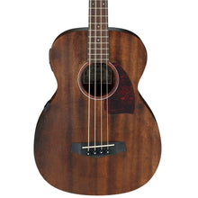 Ibanez PCBE12MHOPN Open-Pore 4-String Acoustic-Electric Bass