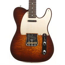 Fender Custom Shop Artisan Tamo Ash Telecaster Wide-Fade Chocolate 2-Color Sunburst 2019