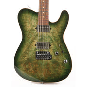 Suhr Modern T Faded Trans Green Burst 2018