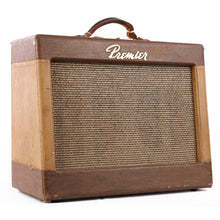 1960s Premier Twin 8R with Reverb Amplifier